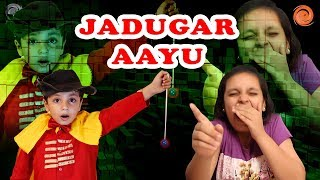 MORAL STORY FOR KIDS - JADUGAR AAYU | #Fun #Bloopers | Aayu and Pihu Show
