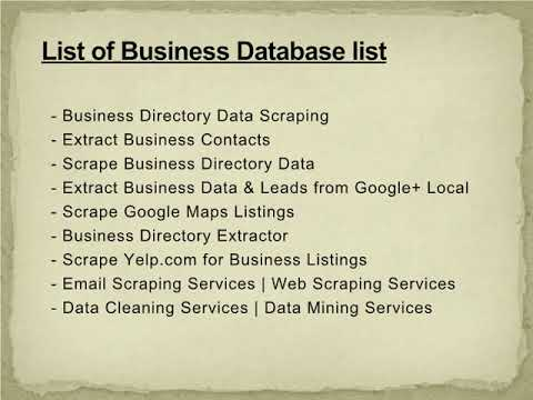 Scraping USA, UK, CANADA verified lawyers Email Database list