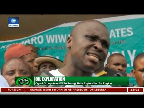 Ogoni Group Asks FG To Renegotiate Exploration In Region