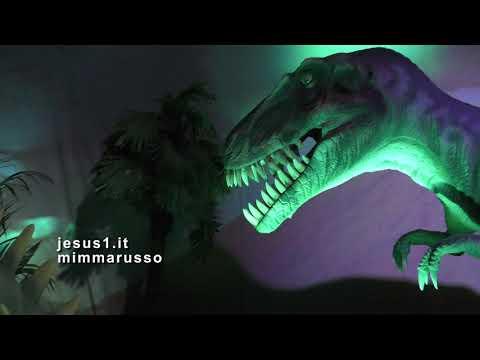 Dinosaur Invasion a Milano: una puntata di Gommapiuma nel Giurassico