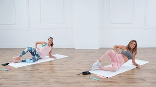 10-Minute No-Squat Booty Workout With Love Sweat Fitness
