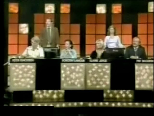 The Cross-Wits game show from 1978