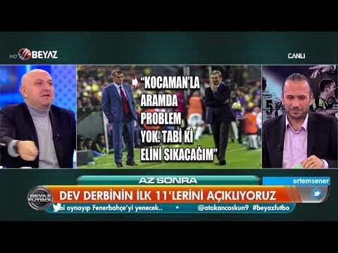 (..) Beyaz Futbol 24 Şubat 2018 Kısım 2/4 - Beyaz TV