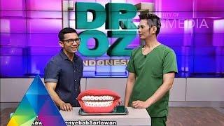 dr oz indonesia 16 nov 2015 kawat gigi rentan menimbulkan sariawan