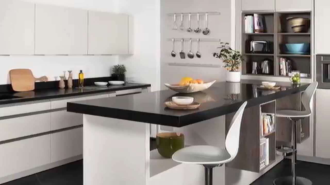 Idee cucina piccola youtube for Idee per arredare casa piccola