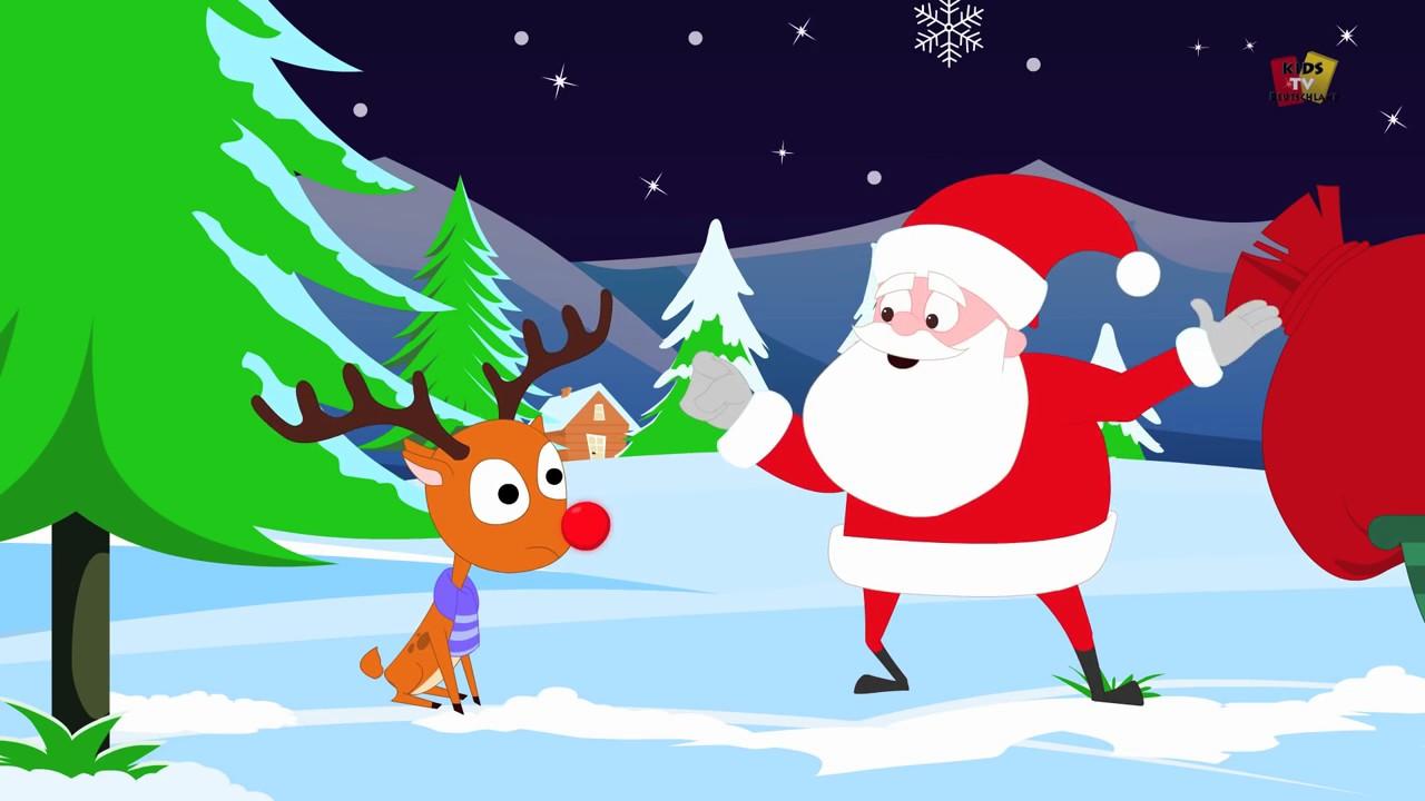 rudolf das kleine rentier  rudolf the rednose reindeer in