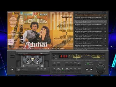Full Album Rhoma Irama Dangdut Duet Laris Manis Noer Halimah Latta M Riza Umami Aduhai