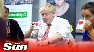 Boris urges the EU to come to table to thrash out final Brexit deal