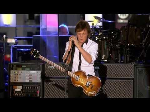 Paul McCartney - Live on Hollywood Boulevard (Jimmy Kymmel Live!)  23 September 2013