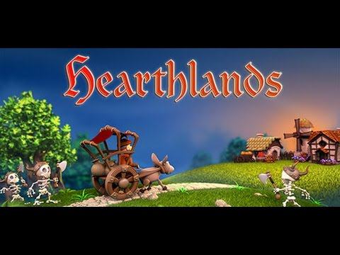 Let's Try: Hearthlands [City-Building Game] -- Part 1