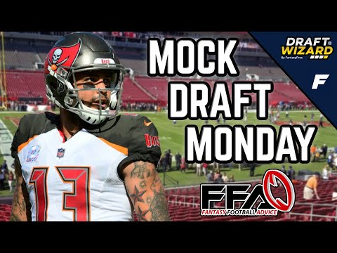 Fantasy Football Mock Draft - 2020 Fantasy Football Advice | 12 Team | Half PPR | 3rd Pick