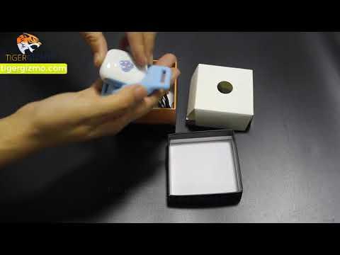 Smart GPS Cat Collar - Pet GPS Tracker Unboxing