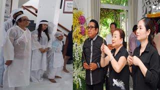 Đ.ám T.ang nghệ sĩ Thanh Sang – Gia đình xúc động đón những nghệ sĩ Cải Lương đến Viếng
