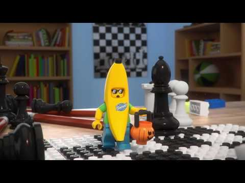 Chess Dance - LEGO Minifigures - Series 16