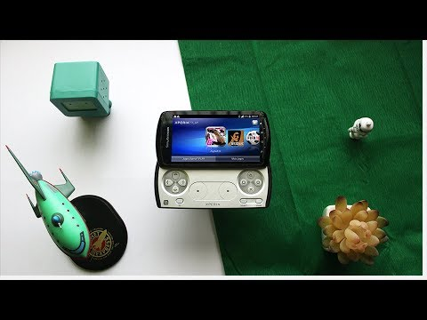 Sony Ericsson Xperia Play Review - My First Android Phone