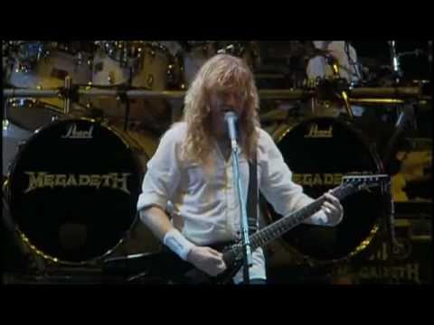 Megadeth - Something That I'm Not (Live 2005)