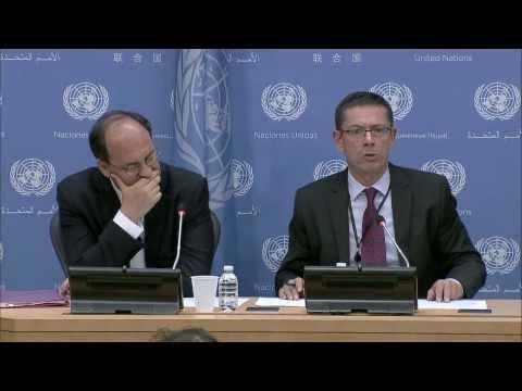 WorldLeadersTV: SYRIA: UN HUMAN RIGHTS OFFICE WANTS REFERRAL to INTERNATIONAL CRIMINAL COURT