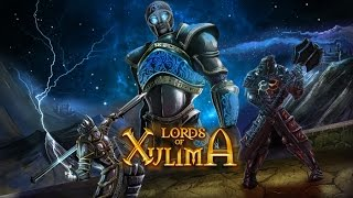 Lords of Xulima Gameplay(PC)