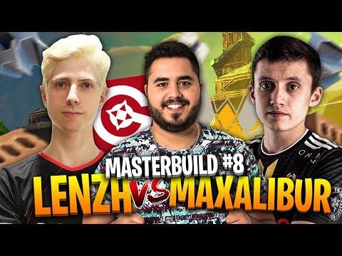 ⚡ LENZH vs MAXALIBUR - MASTERBUILD #8