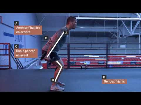 Musculation   Trois exercices pour travailler les triceps - YouTube f9017f5c61c