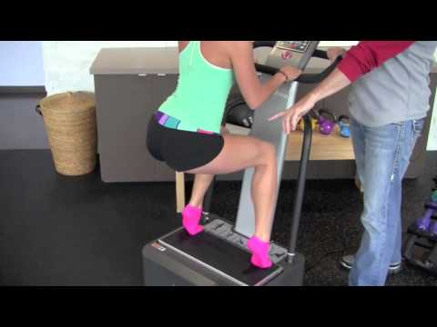 Learn more about Vibration Machines: fast, low-impact workout !
