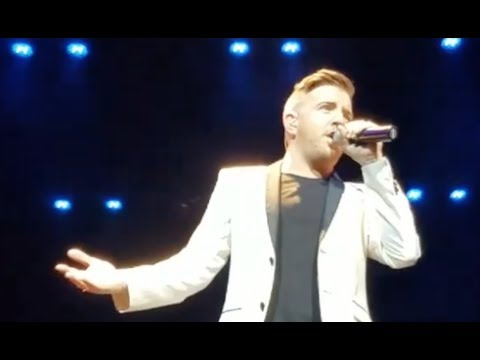 Billy Gilman : Crying (by Roy Orbison) - 2nd Encore, The Sharon in The Villages FL 4/7/17
