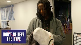 Bape Hoodies Feat. Joey Bada$$: Don't Believe The Hype