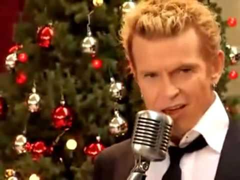 03 Billy Idol - White Christmas - YouTube
