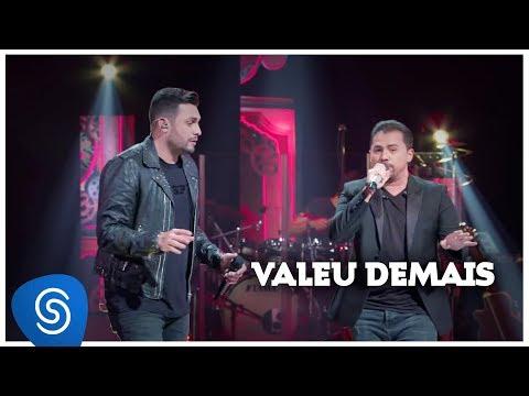 Mano Walter - Valeu Demais part Xand Avião DVD Ao Vivo em São Paulo Vídeo