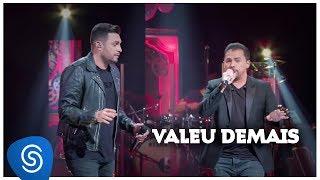 Mano Walter - Valeu Demais Part. Xand Avião Dvd Ao Vivo Em São Paulo  Vídeo