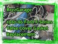 1980-86 Ford F-Series Valve Cover Gasket Replacement