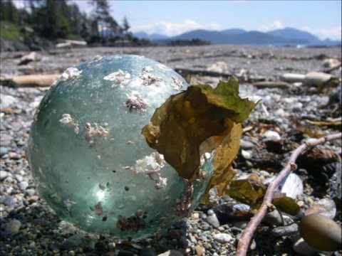 Beachcombing Japanese Glass Balls;Beachcombing the North Pacific Subarctic Gyre