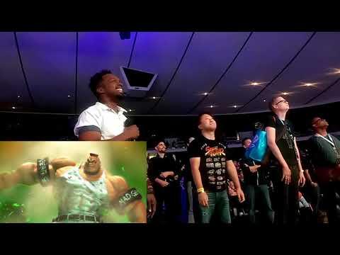 Street Fighter V Season 3 Trailer Reaction