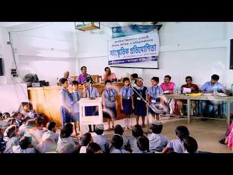 Huko Mukho Hangla - Sukumar Roy