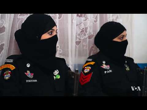 Female Elite Force Commandos in Pakistan Play Vital Role in War on Terror