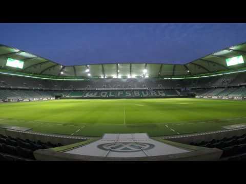 Philips-LED-Flutlicht sorgt für Entertainment-Effekt beim VfL Wolfsburg