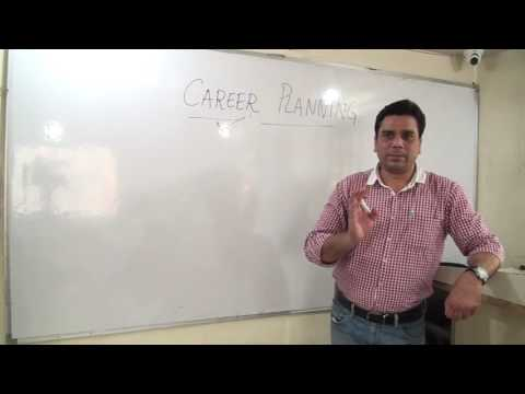 Career Planning Part1 Serfaraz Alam