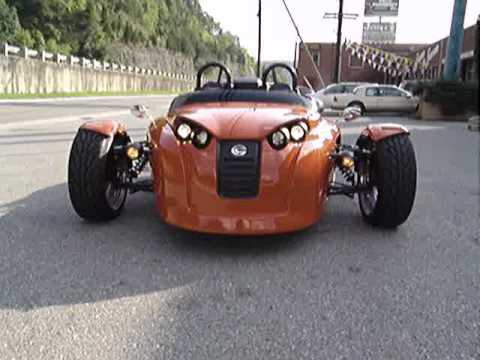 Campagna V13R Roadster Powered by Harley-Davidson - YouTube