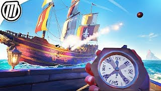 Sea of Thieves: HUNTING PIRATE SHIPS ☠️ | Gameplay Live Stream