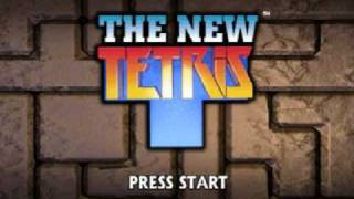The New Tetris (N64 OST) - Title Theme Music