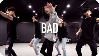 Bad - Christopher /  Tina Boo Choreography