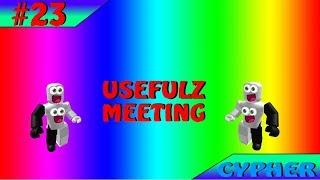Reunião usefulz | ROBLOX mito caça #23