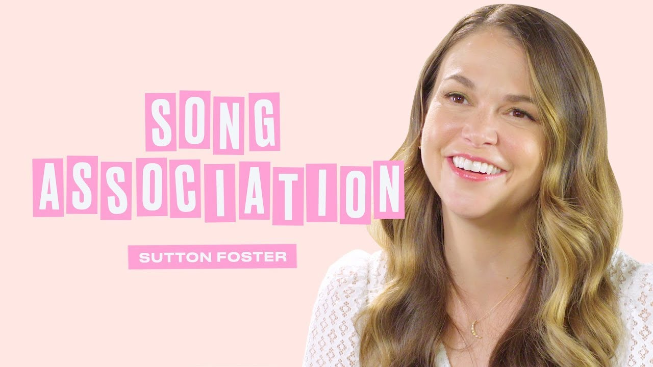 Sutton Foster Sings Tony Bennett, Elton John and Show Tunes in a Game of Song Association | ELLE