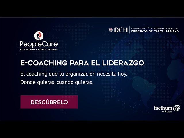 PeopleCare | e-coaching para el liderazgo