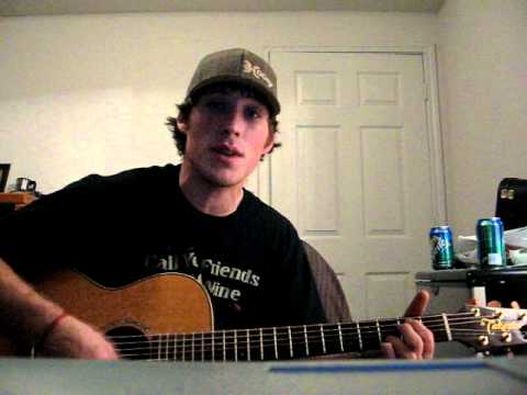 Guess It's Time By Josh Abbott Band Cover By Jerrett Zoch(OSR Band)