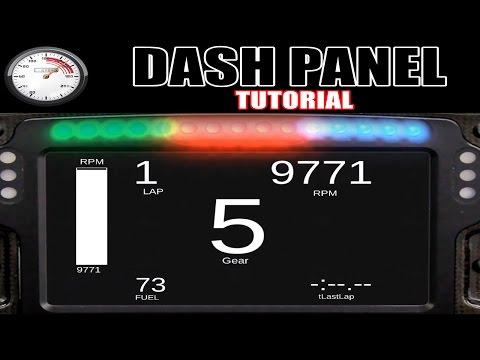 Tutorial Aplicativo Dash Panel (Só Funciona Para Android) - Link Do Site Na Descrição!!