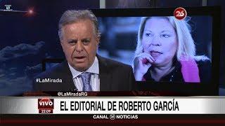 """Comentario editorial de Roberto García en su programa """"La mirada"""" - 12/06/17"""