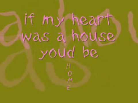 Owl City - If My Heart Was A House ~ with LYRICS