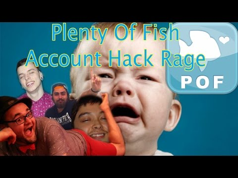 POF Account Hack Epic Rage (Must Watch) - YouTube