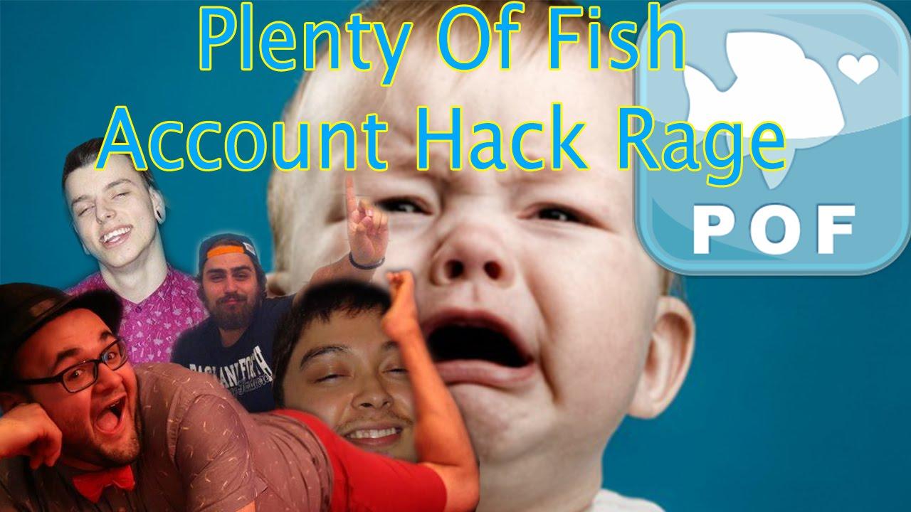 POF Account Hack Epic Rage (Must Watch)